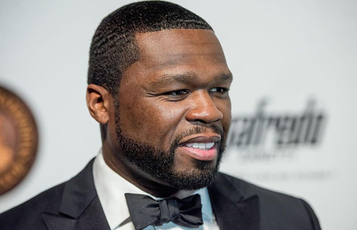 50 Cent Decorates His Christmas Tree With His Ex's Old Things And Fans Call Him 'Petty'