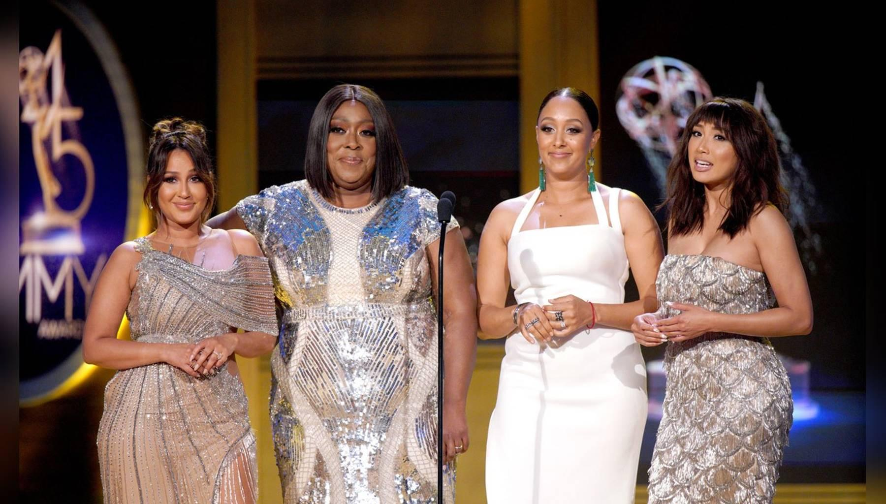 Tamera Mowry-Housley And Loni Love Might Be Feuding With The Other Ladies Of 'The Real' -- Is Tamar Braxton Getting Vindicated?