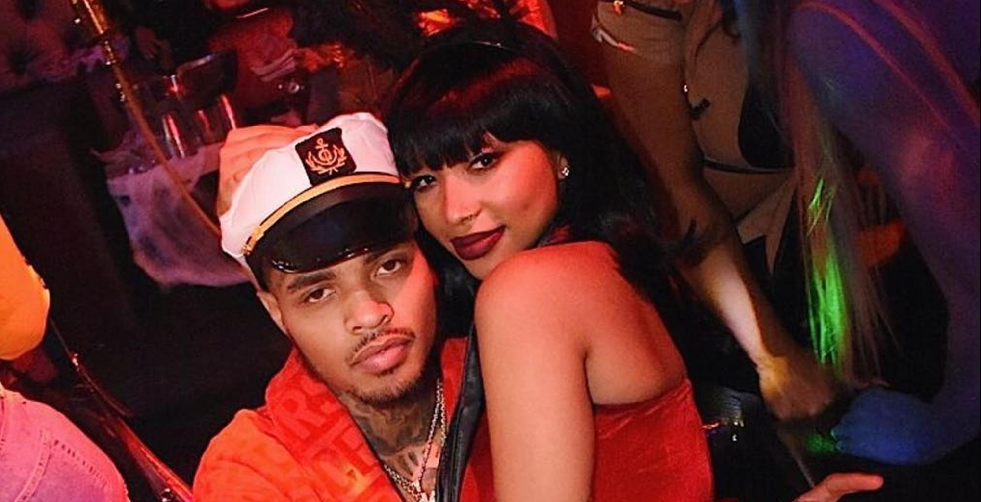 Tiny Harris' Daughter, Zonnique Pullins Celebrates Her Boyfriend's Birthday With Romantic Pics And A Video - Check Out Her Post Here