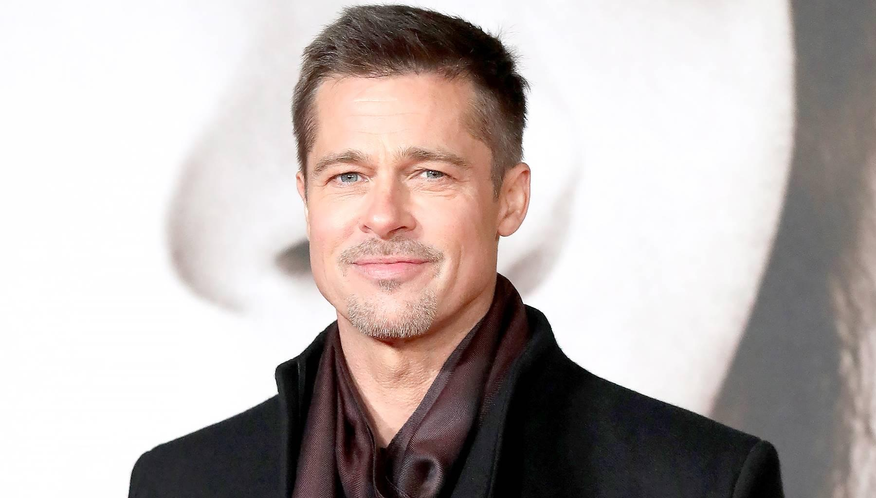 Brad Pitt Finds Some Solace After Getting His Heart Broken Again On Christmas -- Is Angelina Jolie To Blame?