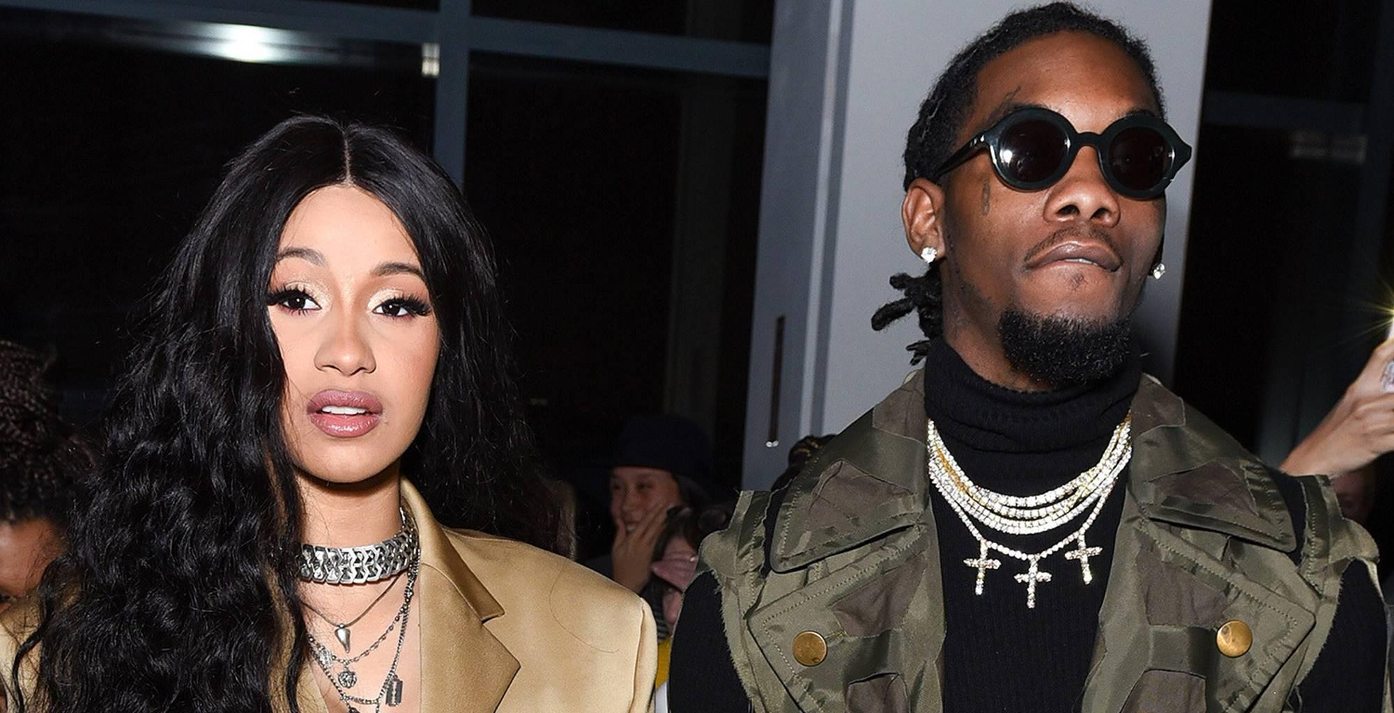 Cardi B Responds To Offset's Romantic Gesture In Video: 'Divorce Is Not A Publicity Stunt'
