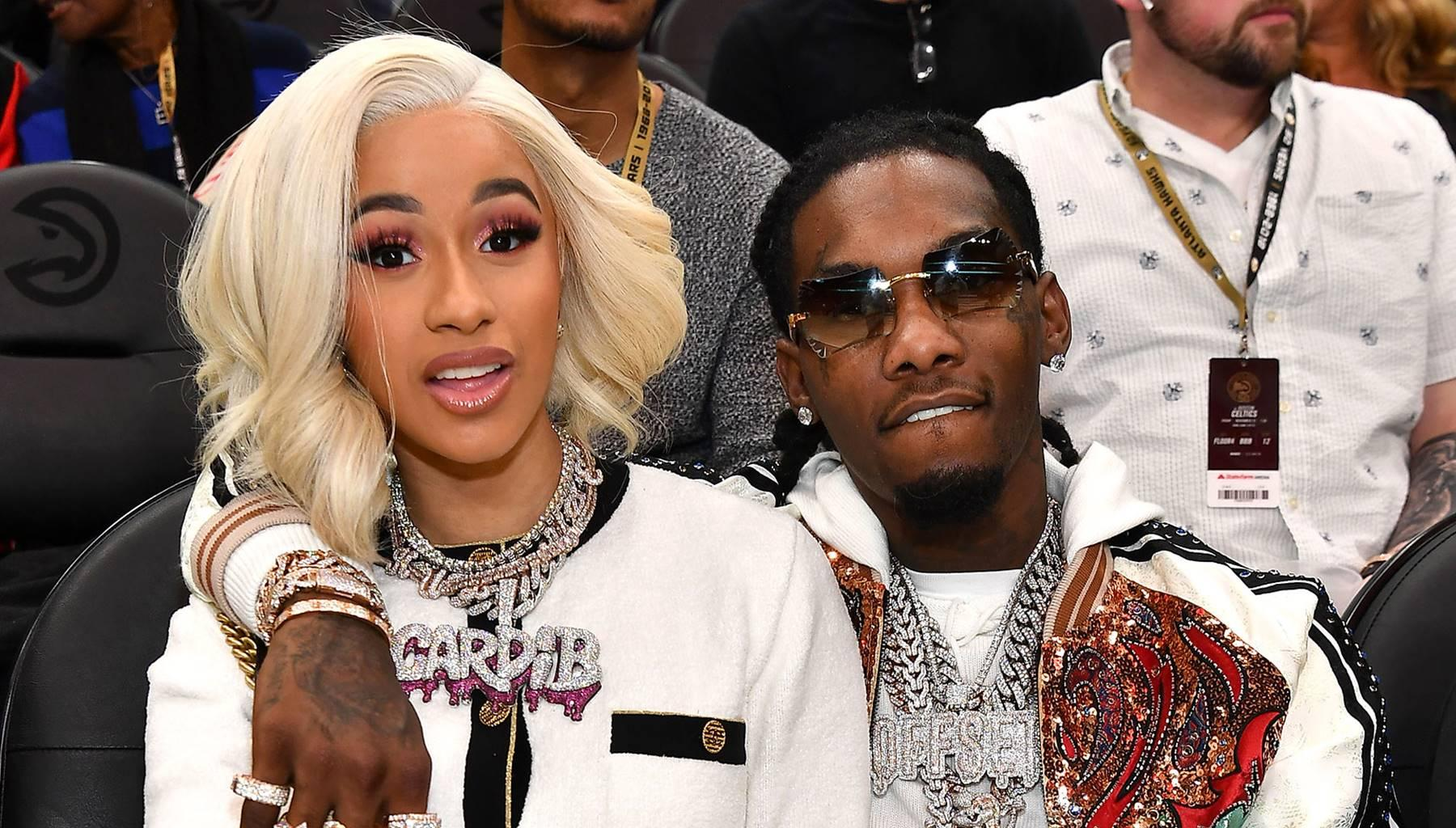Offset's Father Calls Out Fame-Hungry Cardi B For Even Using Baby Kulture In Fight With His Son