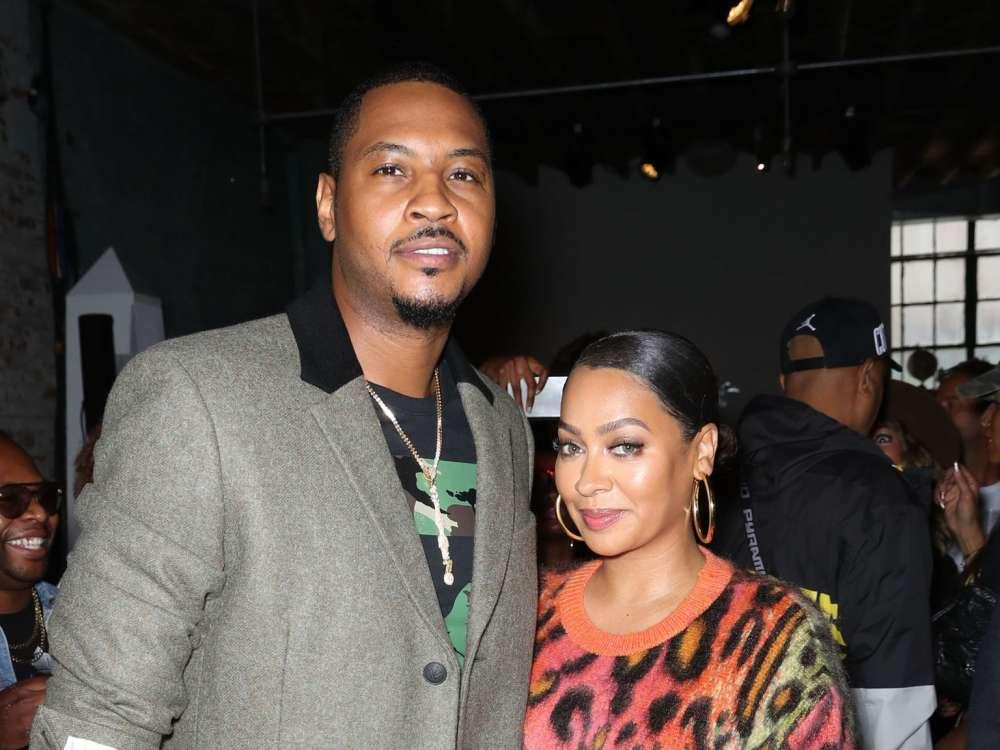 La La Anthony And Carmelo Anthony Are Officially Together Again After Months Of Rumored Reconciliation