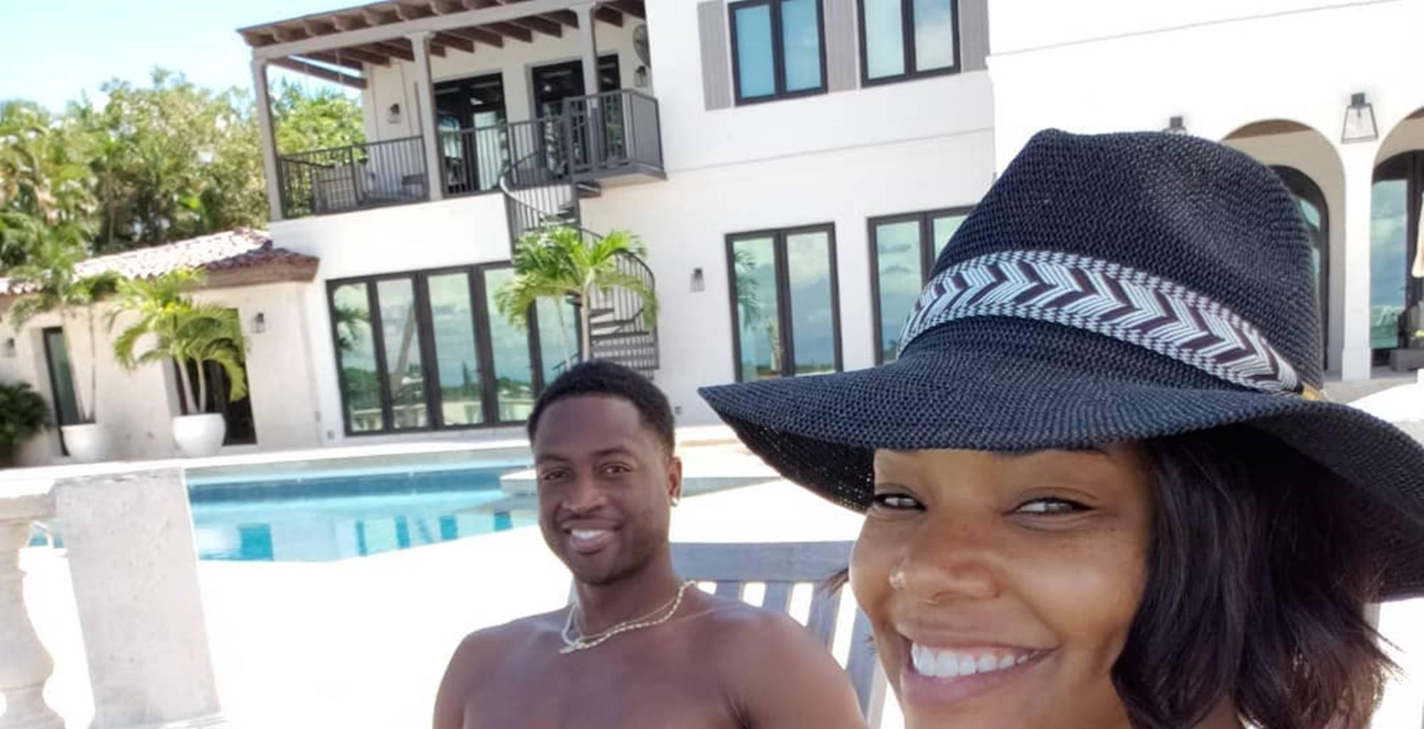 Gabrielle Union Slams Ageist Follower Over Age-Appropriate Clothing Shade -- Check Her Classy Response That Will Make Baby Kaviaa And Dwayne Wade Proud