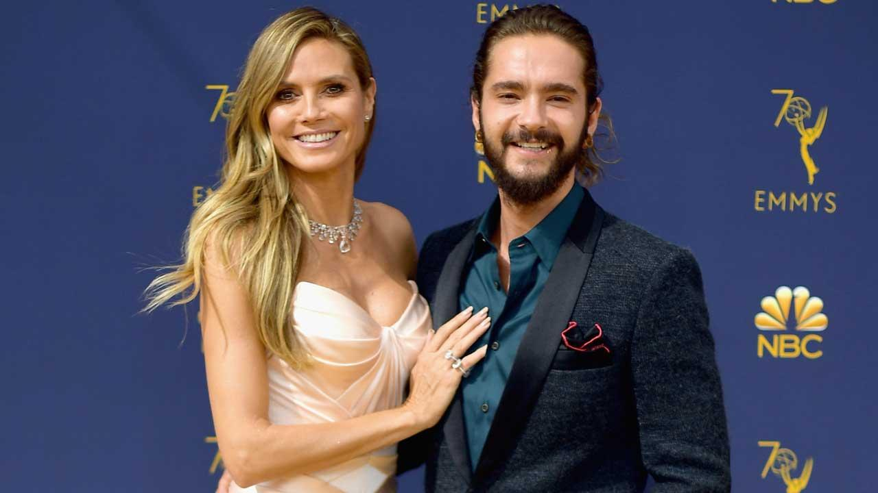 Heidi Klum And Tom Kaulitz Are Engaged — Check Out The Ring!
