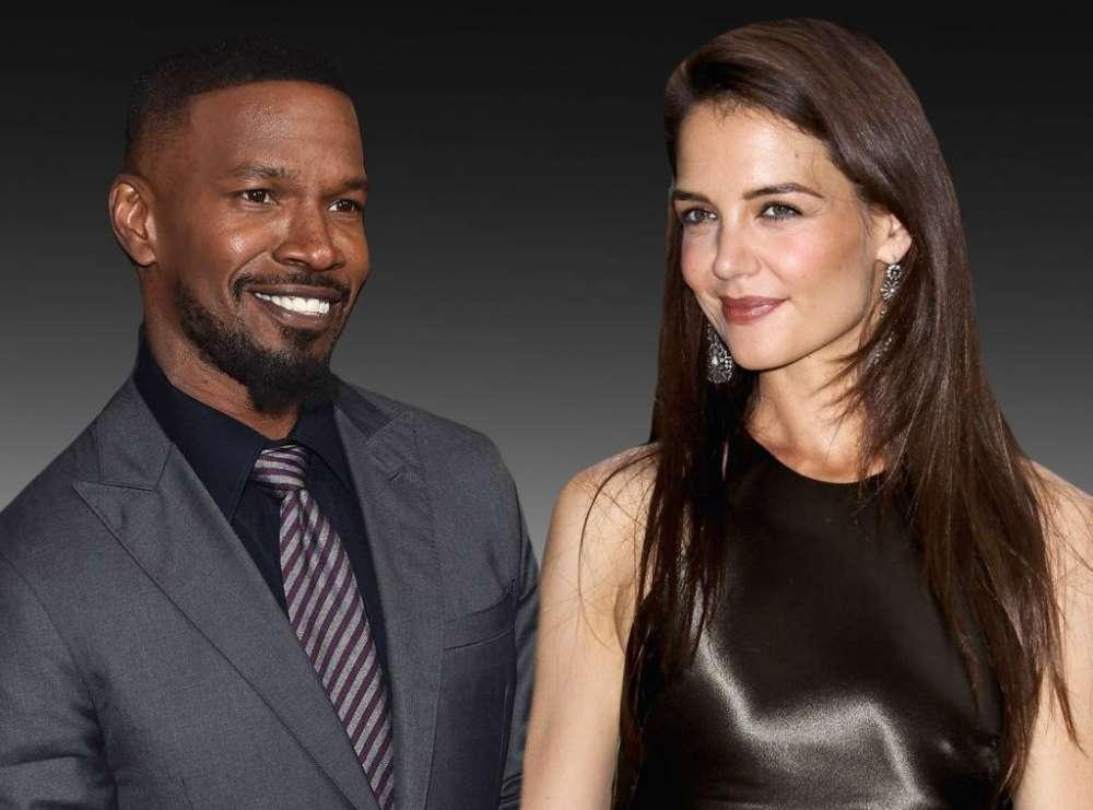 Katie Holmes And Jamie Foxx Spotted On Yacht Kissing - Are They Getting Ready To Tie The Knot?