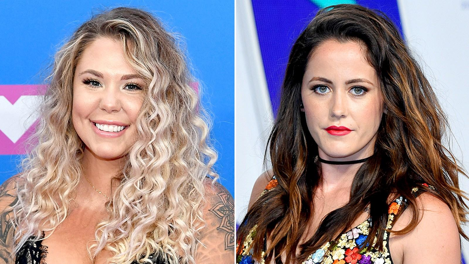 Jenelle Evans Burns 'Peace Offering' Present From Nemesis Kailyn Lowry