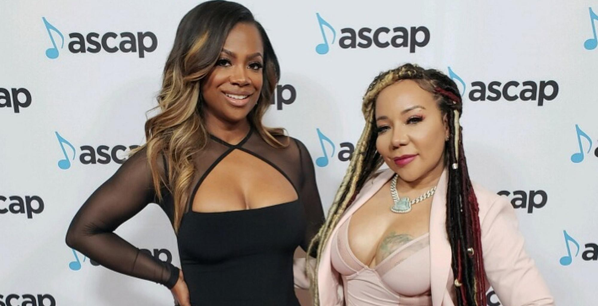 Kandi Burruss Shows Tiny Harris Love With Her Latest Post On Social Media