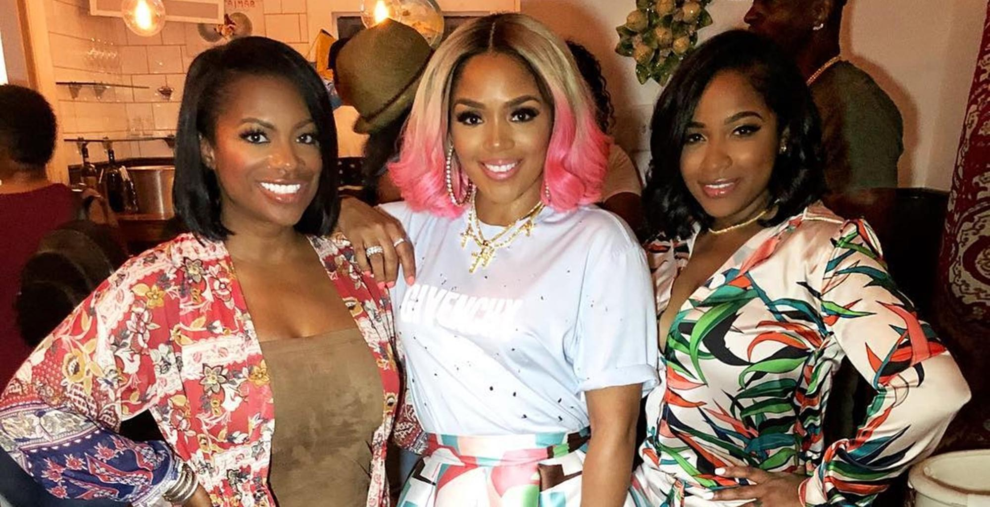 Toya Wright, Rasheeda Frost And Kandi Burruss' Fans Praise Them After They Give Back For Christmas