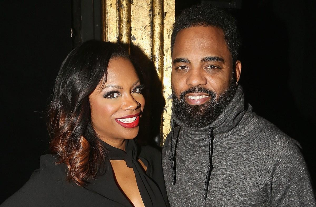 Kandi Burruss' Latest Photo With Todd Tucker From Their Christmas Party At The Old Lady Gang Restaurant Has Fans Telling Her They're The Best Couple