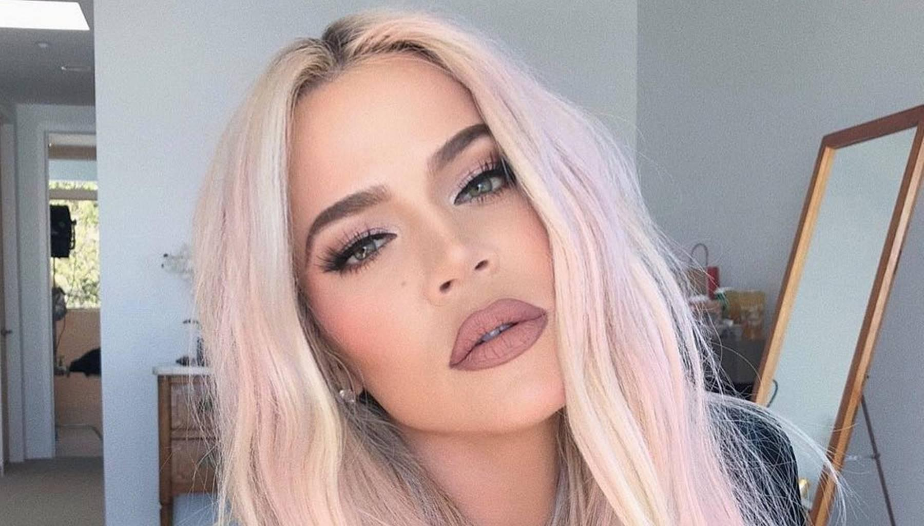 Khloe Kardashian Looks Unrecognizable In Sizzling New Photos -- Will Tristan Thompson Like Her Shockingly Thin Figure?