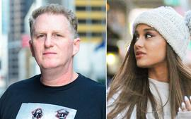 Michael Rapaport Mocks Ariana Grande Again - Photoshops His Face Onto Pete's Body!