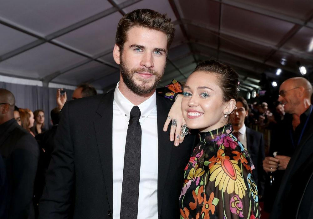 Miley Cyrus And Liam Hemsworth Confirm Secret Wedding, Now They Are Ready For Babies!