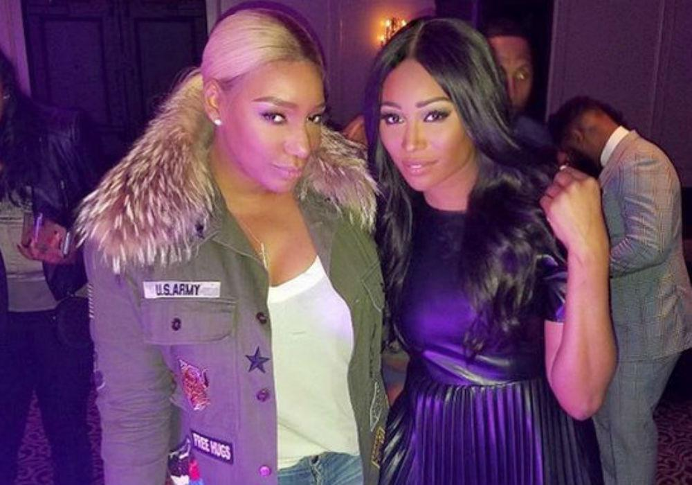 NeNe Leakes Betrayed By Cynthia Bailey Again! Bailey Openly Campaigned To Bring Kenya Moore Back Behind Leakes' Back