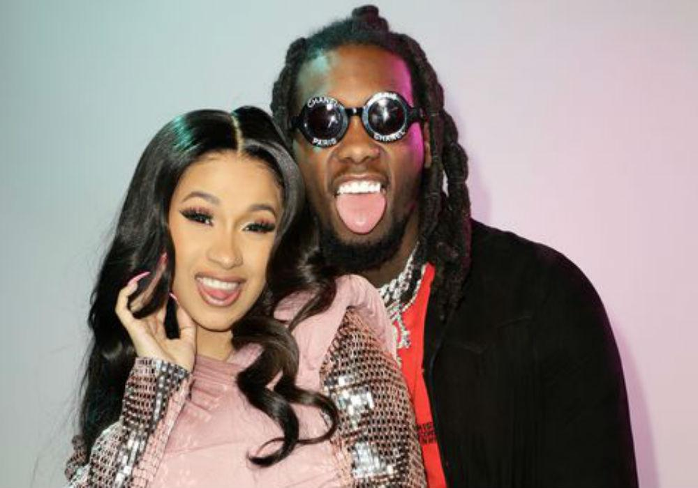 Offset Showered Cardi B With Christmas Presents Amid Reconciliation Rumors
