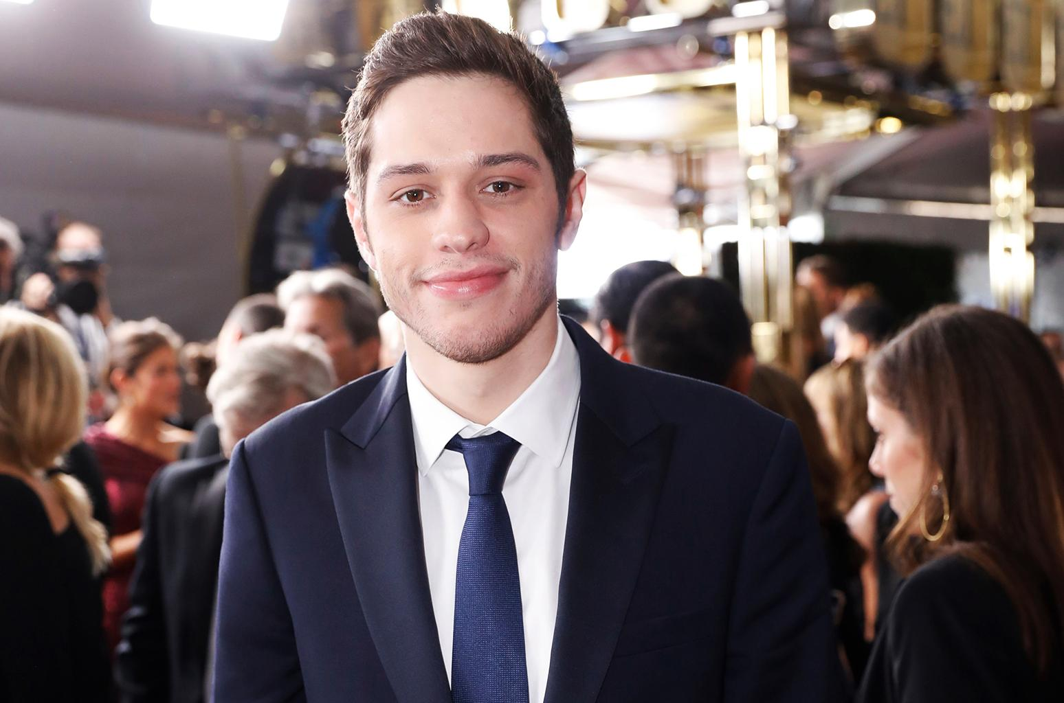 Pete Davidson Is Accounted For After Posting Suicidal Messages To Social Media: NYPD Says He Is On Set At 'SNL'
