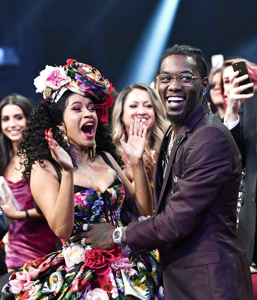 Offset Impresses Cardi B With Lots Of Christmas Presents Following Their Breakup - Check Out Her Video