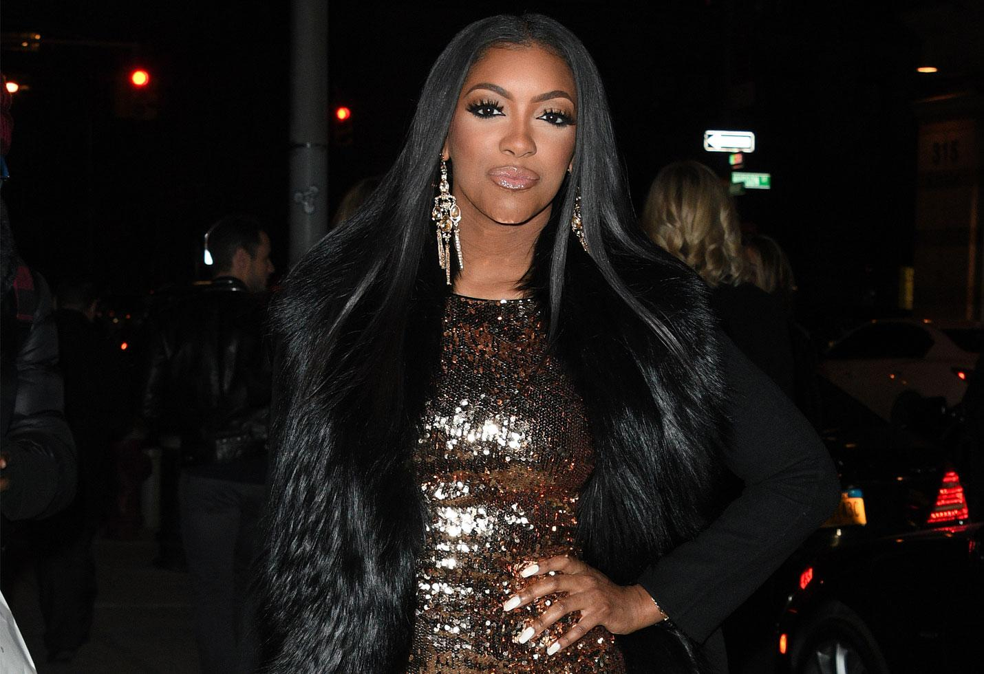 Porsha Williams Gushes Over Dennis McKinley's Restaurant - Check Out Her Video And Pics