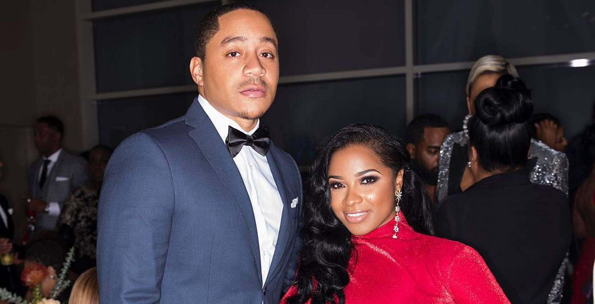 Are Toya Wright And Robert Rushing Married? Video Featuring Tiny Harris Started The Whole Chatter