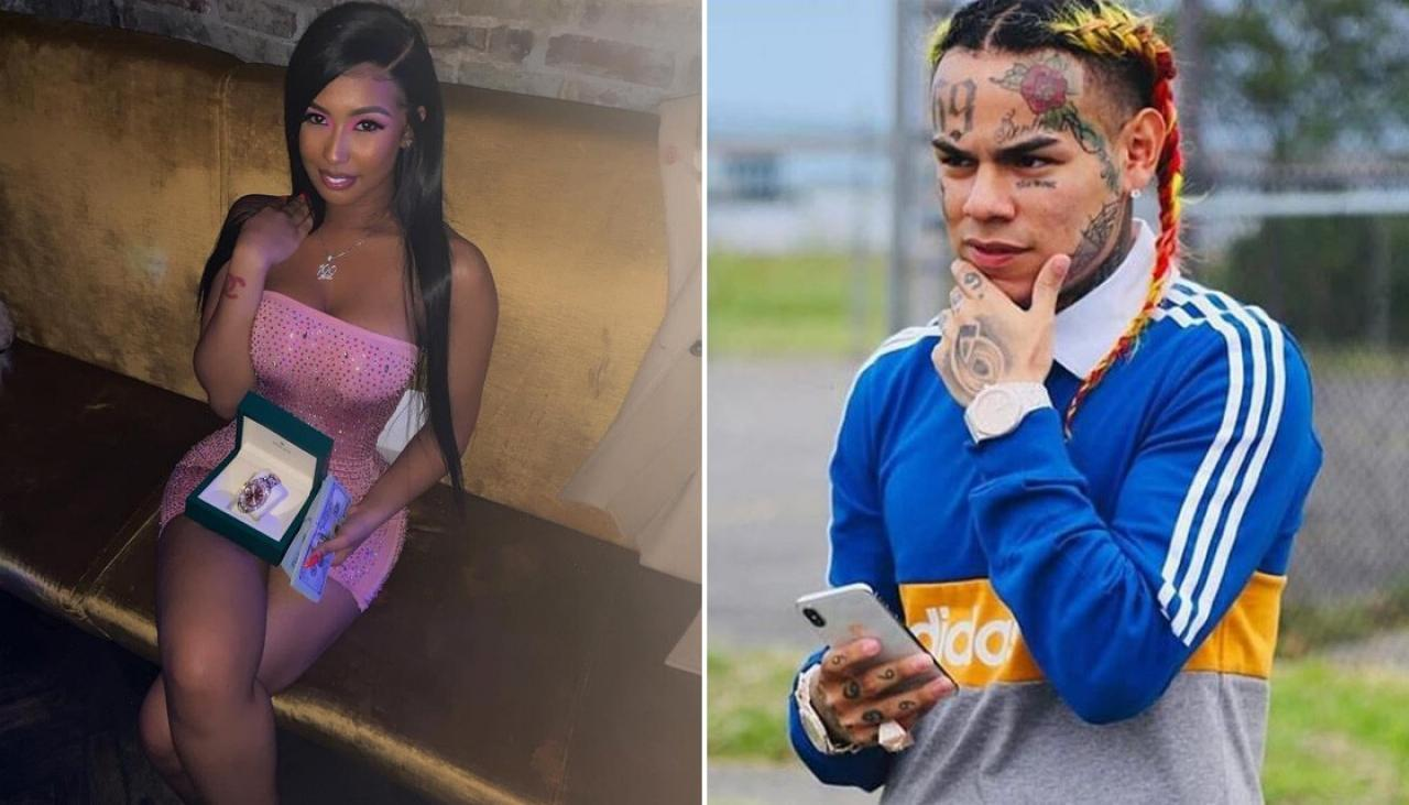 Tekashi 69 Gets His Girlfriend, Jade, A New Car For Christmas From Behind The Bars, But People Slam Her: 'She's A Clout Chaser' - Watch The Video