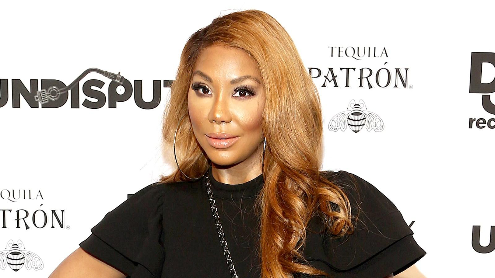 Tamar Braxton Shows Off Her Beach Body And Some Fans Hate Her Tattoos