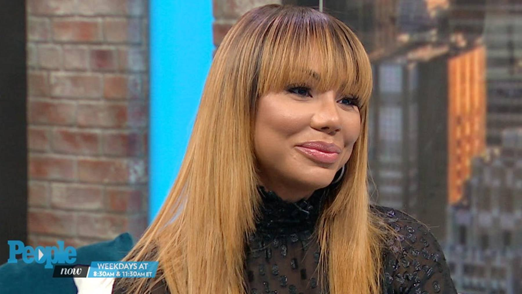 Tamar Braxton Opens Up About Her Future Show While Shading 'The Real' And Addressing The Gabe Solis Controversy