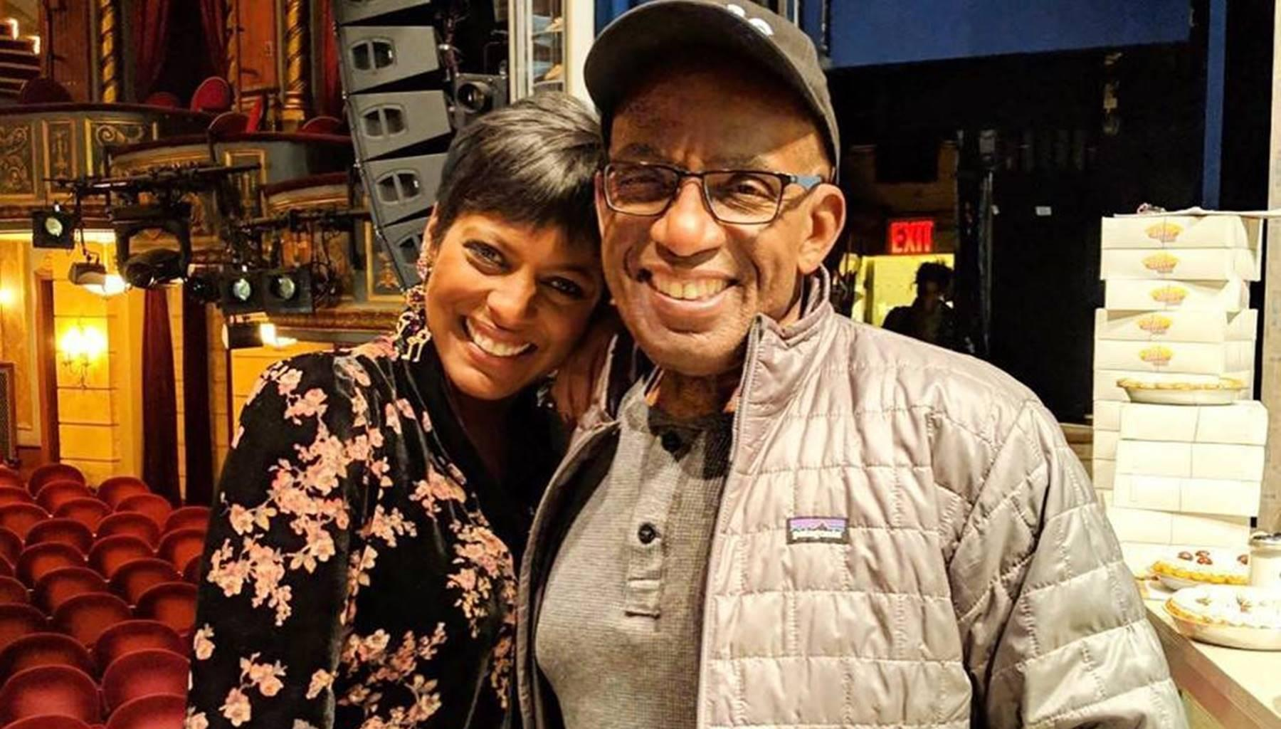 Tamron Hall Sends Love To Kathie Lee Gifford With Some Stunning Pictures As Fans Want Her To Replace The TV Legend On The 'TODAY' Show
