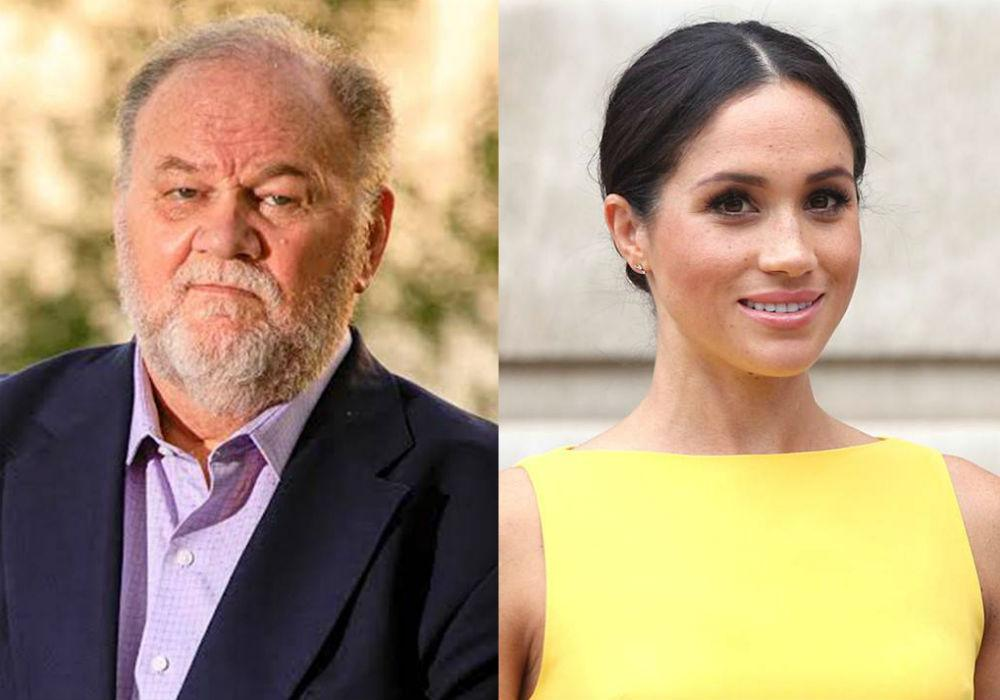 Thomas Markle Does Not Understand Why He Has Been 'Frozen Out' By Meghan Markle And Prince Harry