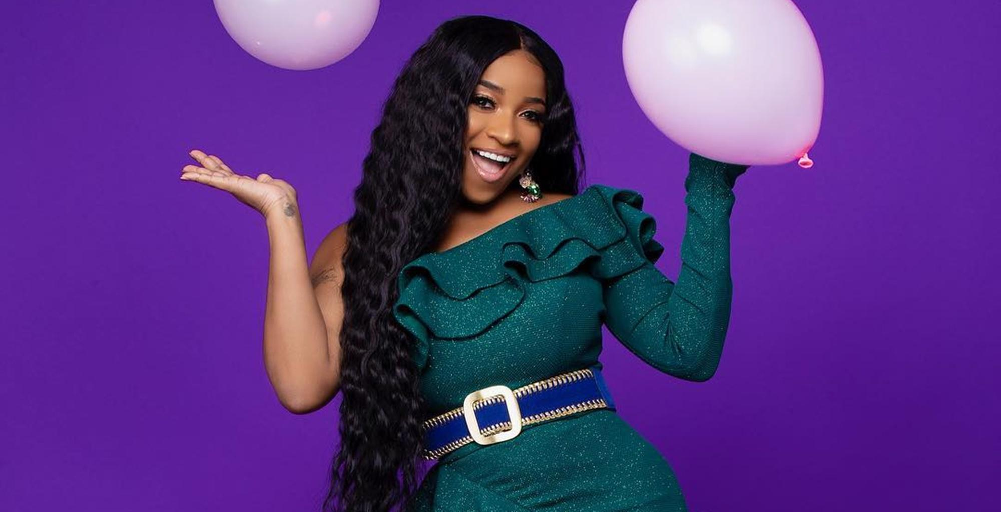 Toya Wright's Family Came In Town To Visit Her For Christmas - See Her Gorgeous Holiday Photo