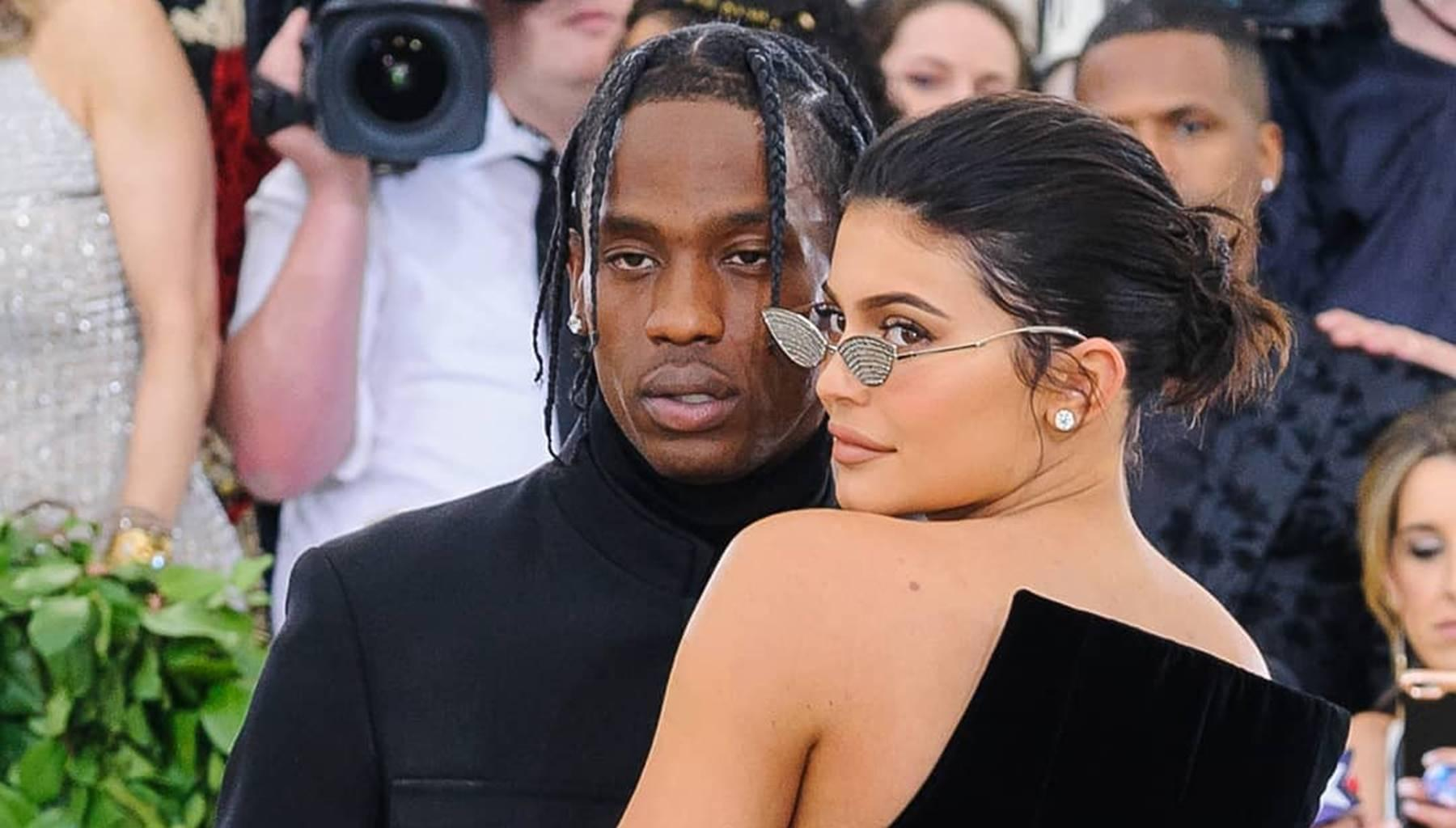 Kylie Jenner Was Moved To Tears By Travis Scott's Interview Talking About Their Marriage