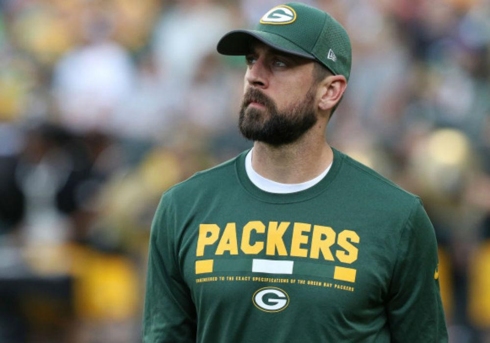 What Reconciliation? Aaron Rodgers Is Noticeably Absent From His Family's Christmas Amid Feud Rumors