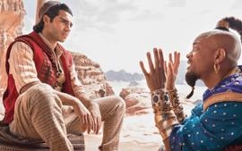There's Not Enough Magic In Aladdin's Lamp To Pull Off Will Smith As Genie