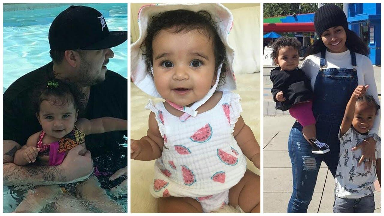KUWK: Blac Chyna And Rob Kardashian Are Pros At Co-Parenting Dream - Here's How!