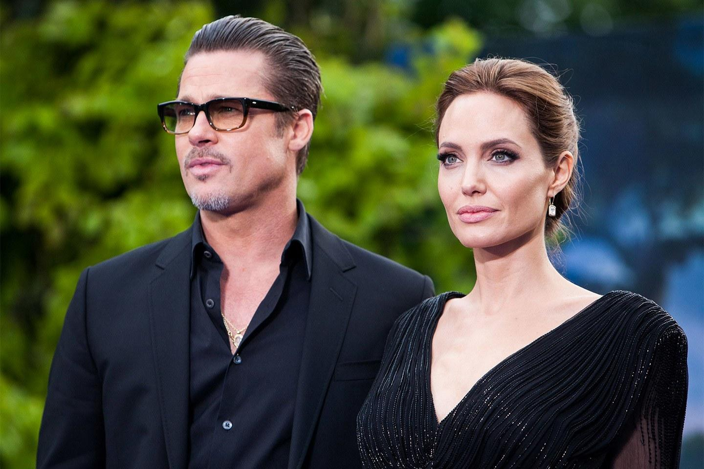 Brad Pitt And Angelina Jolie - Here's What Brad Is Grateful To Angelina For Despite Their Ugly Divorce!