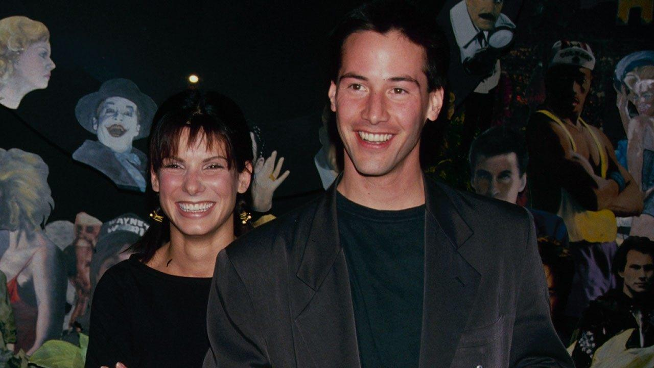 Sandra Bullock Confesses She Had A Massive Crush On Keanu Reeves While Co-Starring In 'Speed!'