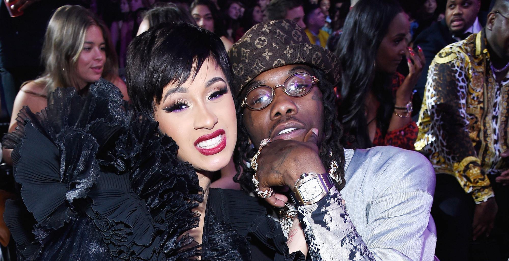 Cardi B And Offset - She Reportedly Loves His Attempts To Win Her Back But She's Not Yet Ready To Reunite!