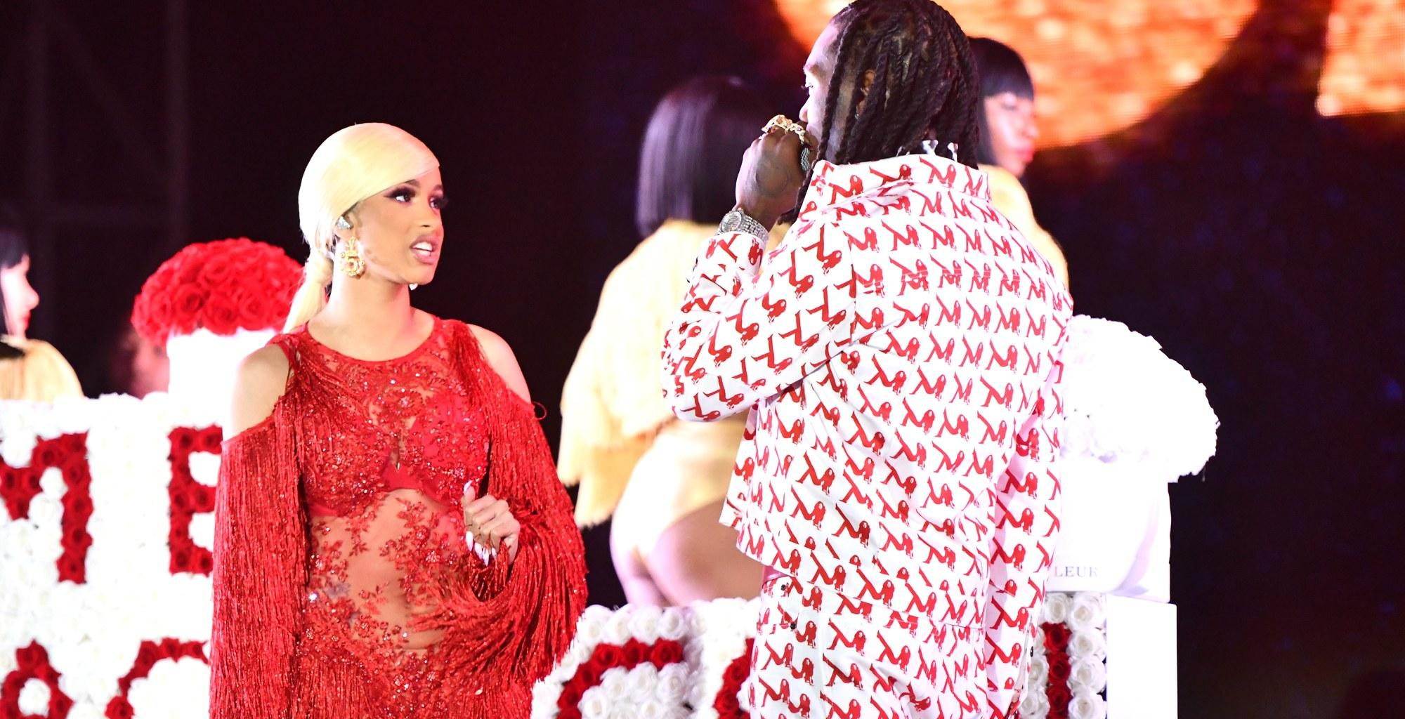 Offset Reportedly Might Still Have A Chance To Get Cardi B Back