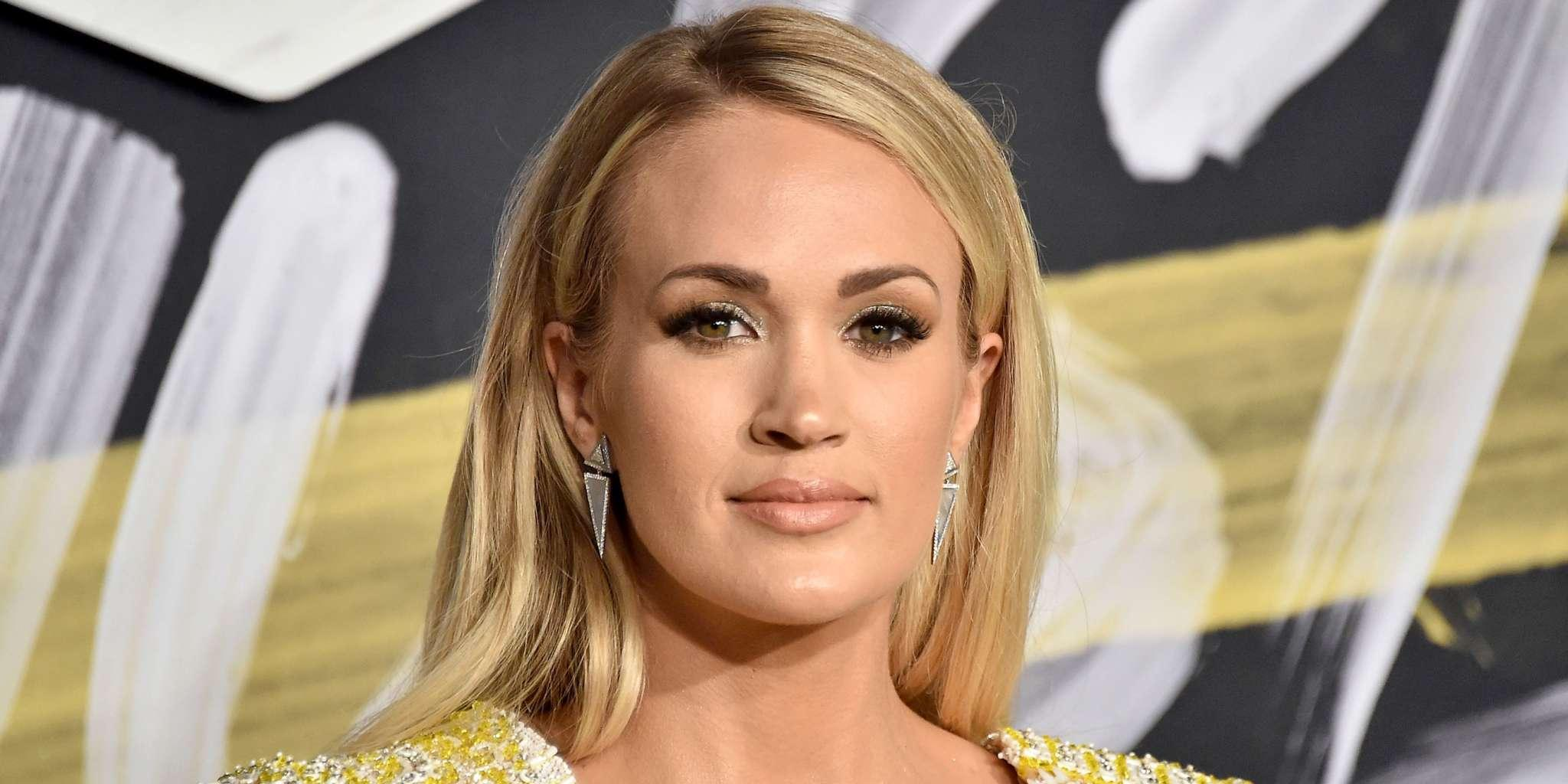 Carrie Underwood Having A Hard Time While Expecting Her Second Son And Dealing With Pregnancy Insomnia!