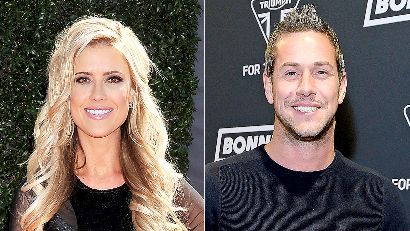Christina El Moussa And Ant Anstead Get Married In Secret Ceremony!