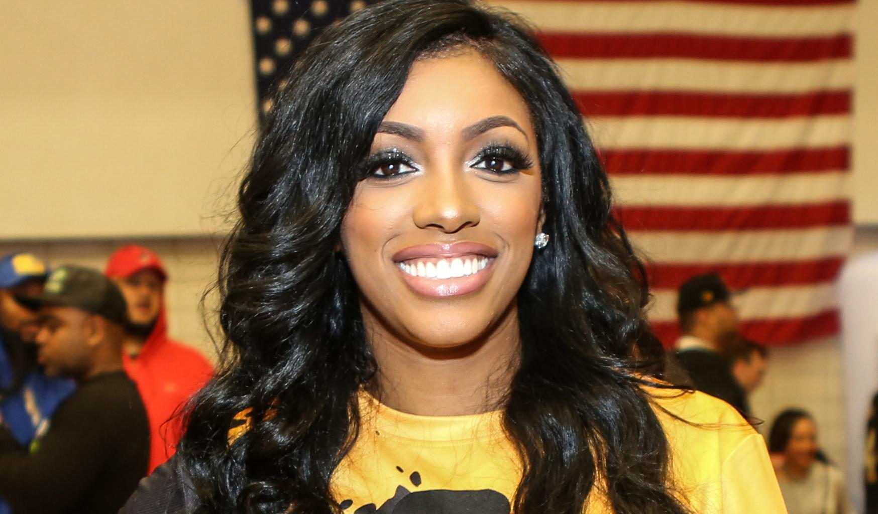 Porsha Williams Forgets All About Feuds And Gives A Shoutout To All Her 'Fellow Black Movers And Shakers Of 2018'