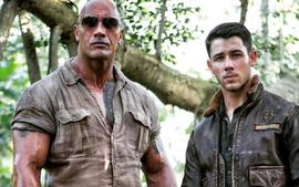 The Rock Slams Nick Jonas After Losing GQ's Most Stylish Man Title - Check Out Their Hilarious Back And Forth!