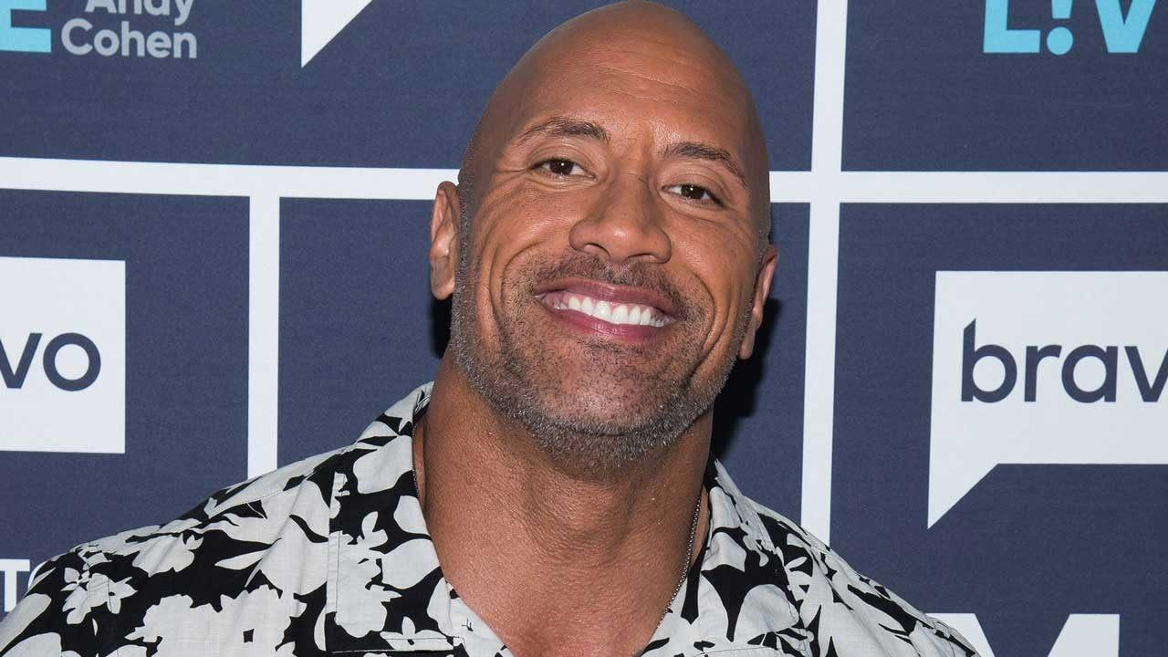 Dwayne Johnson Gushes Over His Daughters Under Cute Snap - Promises To 'Love And Protect' Them All His Life!