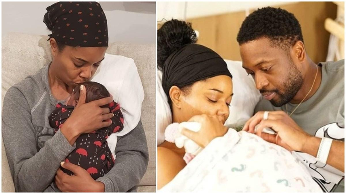 Gabrielle Union Reveals Baby Kaavia Listened To Beyoncé And Travis Scott While In The Surrogate's Womb!