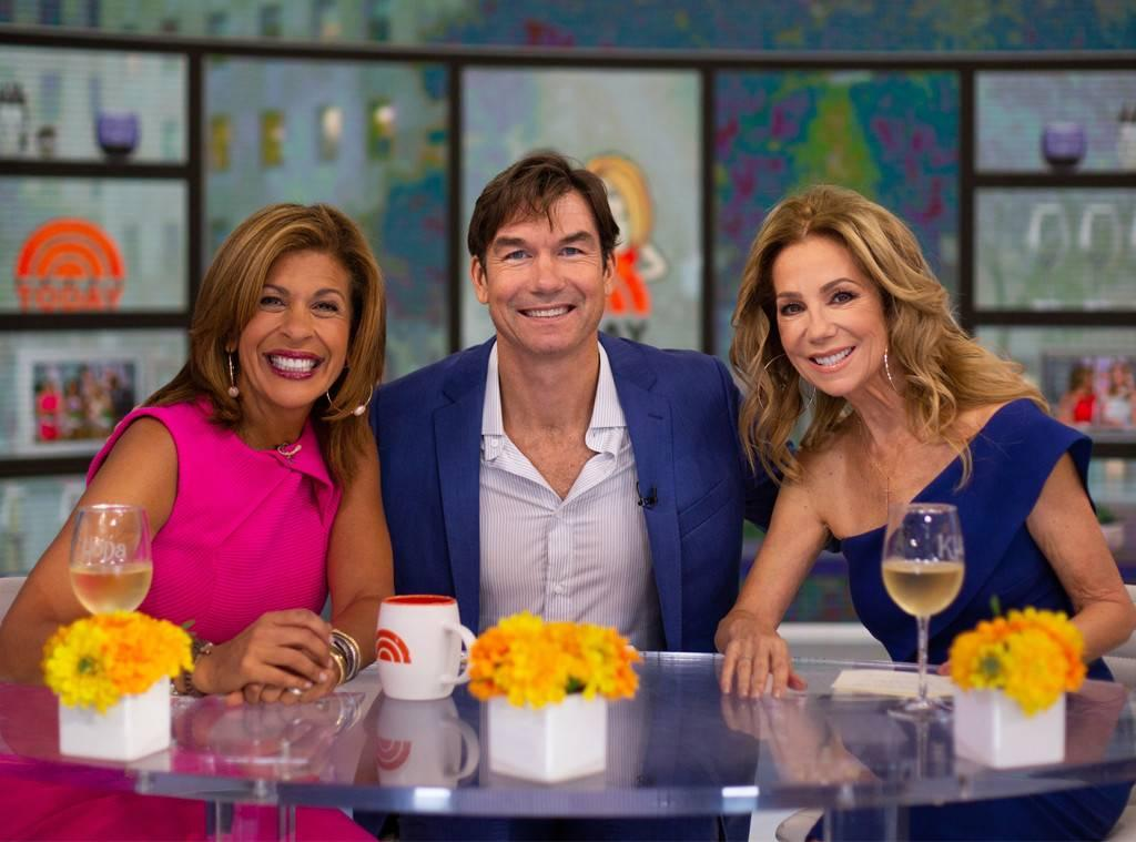Jerry O'Connell To Replace Kathie Lee Gifford On Today? - 'It Would Be An Honor'