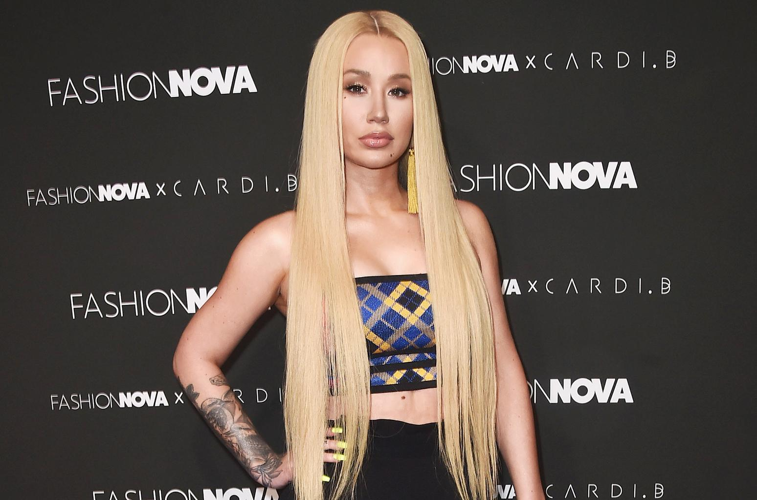 Iggy Azalea Defends Her Choice To Continue Performing After Backup Dancer Suffers Seizure On Stage!