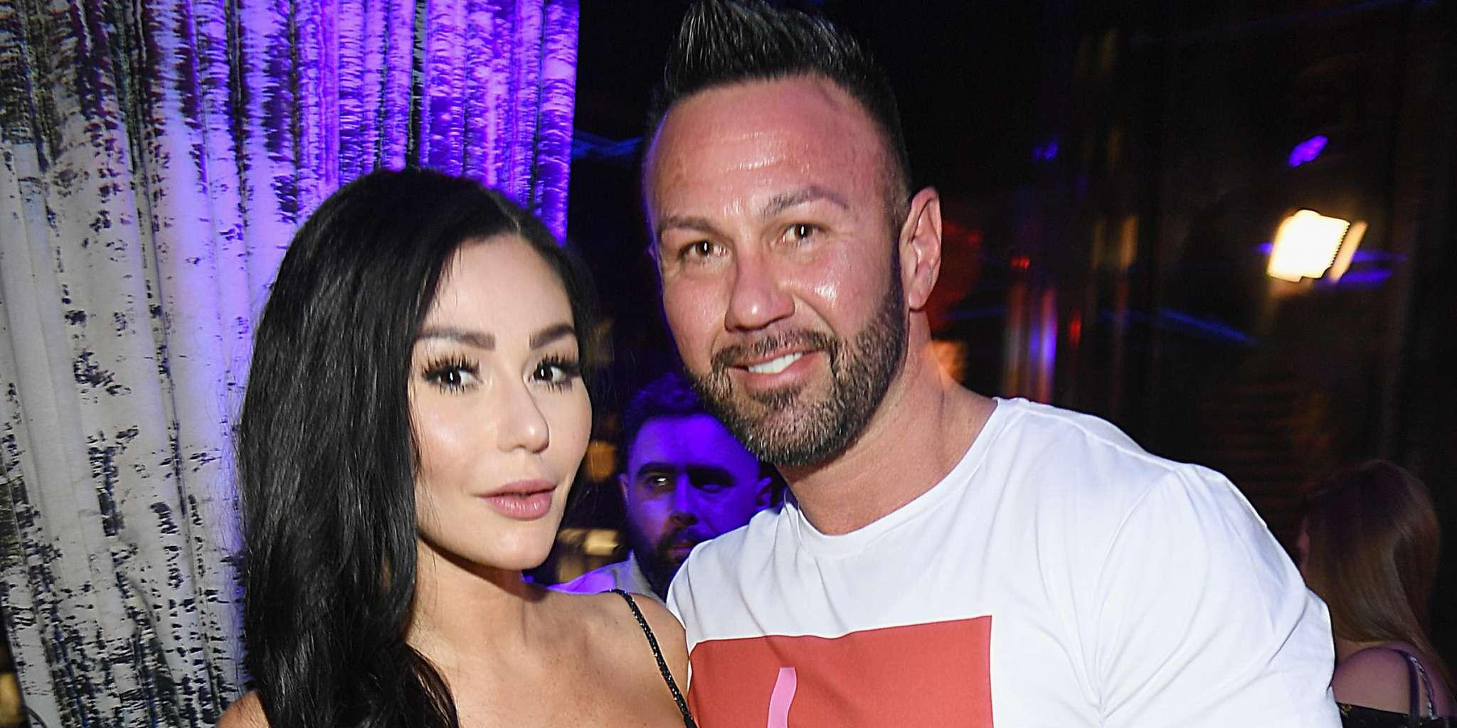JWoww And Roger Mathews To Spend The Holidays Apart - Source Says She's 'Sad' About It Despite Their Drama!
