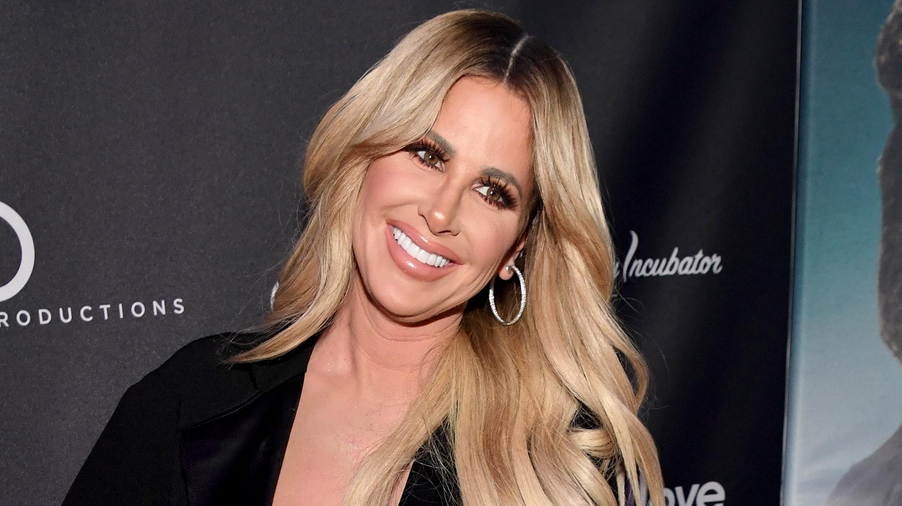 Kim Zolciak Slammed After Showing Off Her Nightmare Inducing New Pout - Has She Gone Too Far With The Lip Injections?