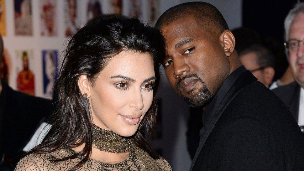 Kim Kardashian Ans Kanye West Hosted A Massive Holiday Party And All The A-List Celebrities Were Invited
