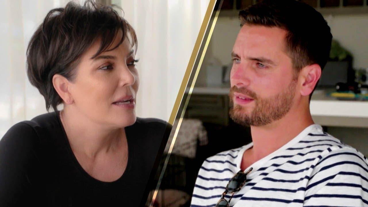 KUWK: Kris Jenner Leaves Scott Disick's Name Off Family Gingerbread House - Why Did She Snub Him?