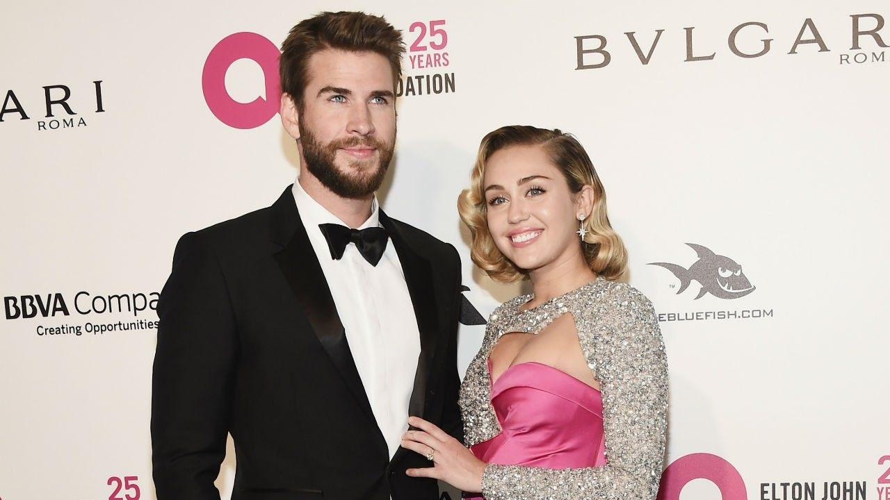 Miley Cyrus And Liam Hemsworth Tie The Knot In Secret? - Here's The Proof!